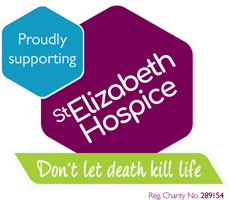 Proudly supporting St.Elizabeth Hospice