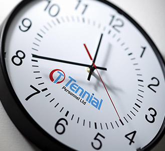 Clock 24 hour service