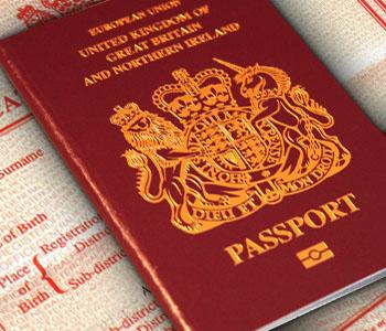 Passport/Birth Certificate